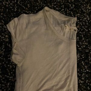 Rag and bone see through t shirt